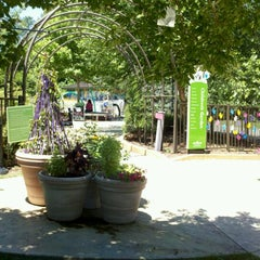 Photo taken at Lewis Ginter Botanical Garden by Donald W. on 6/15/2012