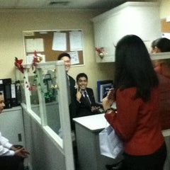 Photo taken at FO Back Office by May C. on 2/4/2011