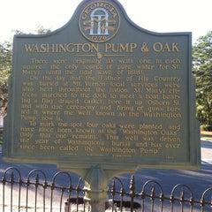 Photo taken at Washington Pump & Oak by Rusty S. on 1/29/2012