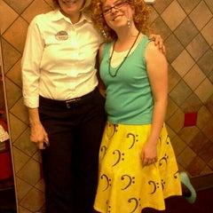 Photo taken at Chick-fil-A by Kendra Z. on 10/27/2011