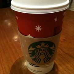 Photo taken at Starbucks by Wendy S. on 12/10/2011