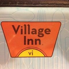 Photo taken at Village Inn by James S. on 8/19/2012
