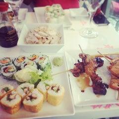 Photo taken at Planet Sushi by Kaysha on 5/30/2012