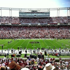 Photo taken at Williams-Brice Stadium by David C. on 9/8/2012