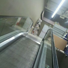 Photo taken at Carrefour Market - Boumhel by SKANDER B. on 5/20/2012
