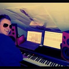 Photo taken at Static Flight Recording Studios by Garrett M. on 10/28/2011