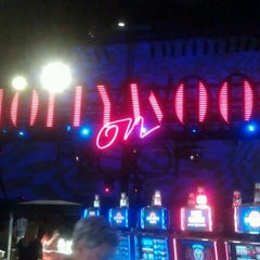 Photo taken at Hollywood on the Roof at Hollywood Casino by Thomas S. on 7/8/2012