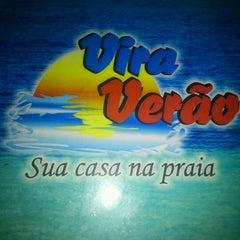 Photo taken at Barraca Vira Verão by Lady R. on 6/29/2012
