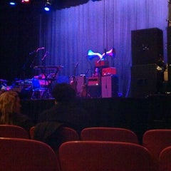 Photo taken at Tarrytown Music Hall by Jamie G. on 10/22/2011