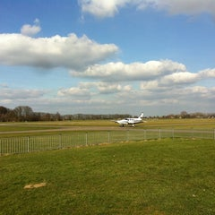 Photo taken at Teuge International Airport by Wiep K. on 3/24/2011