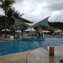 Photo taken at Plaza Resort & Spa Itapema by Ricieri F. on 12/31/2011