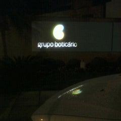 Photo taken at O Boticário - Fábrica by Rodrigo S. on 1/17/2012