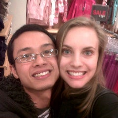 Photo taken at Gap by Wil W. on 12/11/2011