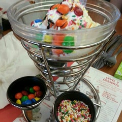Photo taken at Friendly's by Jeff M. on 7/18/2012