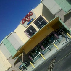 Photo taken at AMC Woodlands Square 20 by Harley C. on 2/13/2011