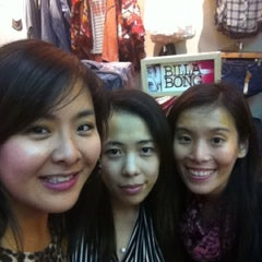 Photo taken at Billabong Herald Square by May yee Y. on 9/9/2011