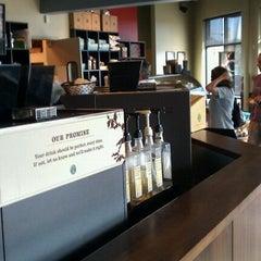 Photo taken at Starbucks by Bj H. on 10/8/2011