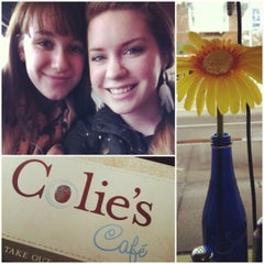 Photo taken at Colie's Cafe by Pamela B. on 2/23/2012