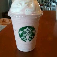 Photo taken at Starbucks by Sarita D. on 3/24/2012