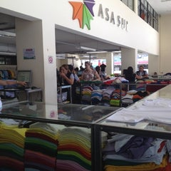 Photo taken at Asa Sul by Keyla A. on 5/8/2012