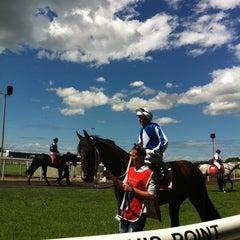 Photo taken at Eagle Farm Racecourse by nyauru m. on 3/7/2012