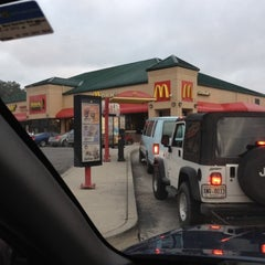 Photo taken at McDonald's by David R. on 8/10/2012