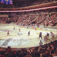 Photo taken at O2 Arena by Grafton C. on 4/18/2012