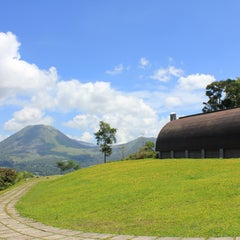 Photo taken at Bukit Doa Tomohon by Stevy N. on 4/10/2012