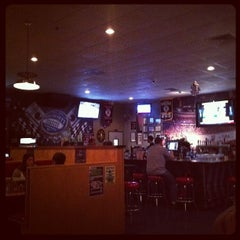 Photo taken at Angry Ham's Octane Bar & Grill by Mark M. on 2/21/2012