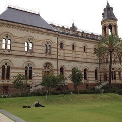 Photo taken at State Library of South Australia by Burcu Ç. on 5/4/2012