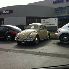 Photo taken at Patrick Volkswagen by Amber G. on 3/21/2012