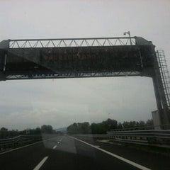 Photo taken at Confine Umbria-Lazio by Silvia A. on 6/9/2012