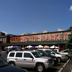 Photo taken at North Market by Michael T. on 6/3/2012