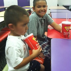 Photo taken at Peter Piper Pizza by Norma :. on 6/20/2012
