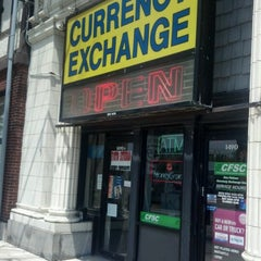 Photo taken at Currency Exchange by Sandy F. on 6/14/2012