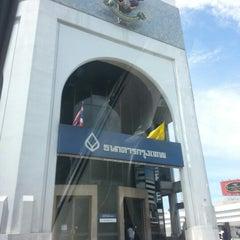 Photo taken at ธนาคารกรุงเทพ (Bangkok Bank) by ♡̈    ♈̷̴   Ɠ    θ    ا    ѓ   ѓ   لا    ♈̷̴ on 6/25/2012