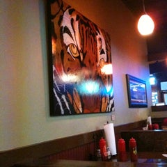 Photo taken at VooDoo BBQ & Grill by Maria G. on 6/28/2012