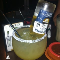 Photo taken at Cilantros Grill & Cantina by Erica S. on 8/11/2012