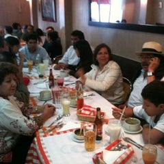 Photo taken at Doña Elvira by Andrés F. on 8/4/2012