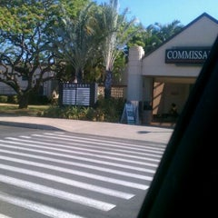 Photo taken at Hickam AFB Commissary by Waynie B. on 5/20/2012