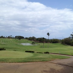 Photo taken at Ellair Maui Golf Club by Cody B. on 5/21/2012