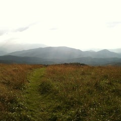 Photo taken at Max Patch by Kathleen K. on 8/16/2012