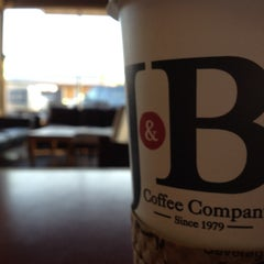 Photo taken at J & B Coffee by Lin H. on 5/1/2012