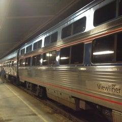 Photo taken at Richmond Amtrak Station (RVR) by Gerard V. on 5/21/2012