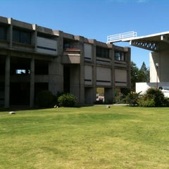 Photo taken at Universidad Iberoamericana Puebla by Jonathan T. on 5/22/2012