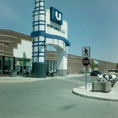 Photo taken at Upper Canada Mall by Terry D. on 5/19/2012