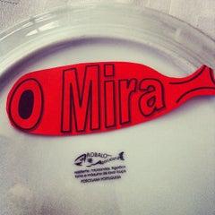 Photo taken at Restaurante O Mira by Sergio G. on 2/18/2012