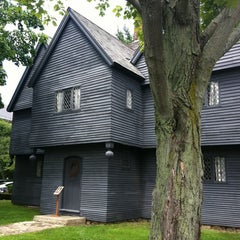 Photo taken at Witch House by Jessica J. on 6/6/2012