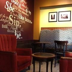 Photo taken at Starbucks by Gamaliel V. on 5/20/2012