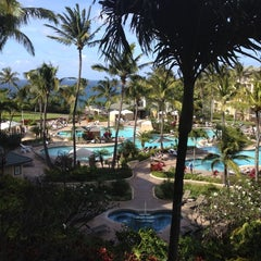 Photo taken at The Ritz-Carlton, Kapalua by Corbin K. on 5/9/2012